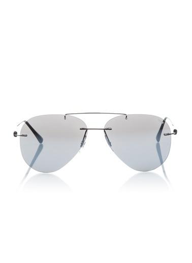 Hawk Güneş Gözlüğü Gümüş